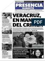 PDF Presencia Sureste 01 de octubre de 2017