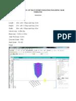 Design and Analysis Using Slab Modeling