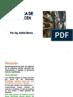 Manual Logistica de Almacen