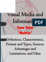 Visual Media and Information