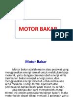 Mke-2 Motor Bakar
