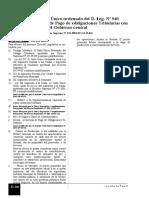 Igv Regímenes de Recaudación -2015-02z