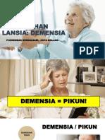 Penyuluhan Demensia