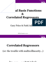 Correlated Regressors & Multicollinearity