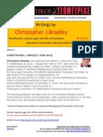 259 Geometry Writings by Christopher J. Bradley