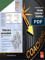 Folleto Herramientas Coaching Tea Ediciones