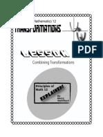 Principles of Math 12 - Transformations Lesson 2