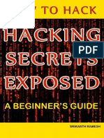 How to Hack - Hacking Secrets Exposed a Beginners Guide - GoHacking - 2015