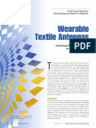 Wearable Textile Antennas Examining the Effect of Bending on Their Performance(Autosaved)