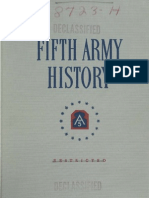 WWII 5th Army History