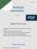 Introduction Au Cours de Statistique