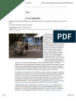 La pobreza rebrota en Argentina  Internacional  EL PAÍS