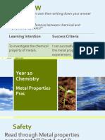 4 4   7 2 metal properties lesson