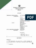 Mapalad vs Eschanez (Edited)