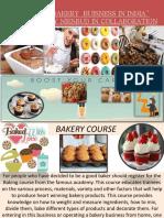 Bakery Niesbud 18th-20th Sep