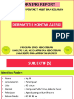 Morning Report - Dka