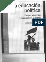 Isabelino Siede - La educacion politica.pdf