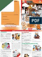 Recomendaciones de Defensa Civil en caso de sismo