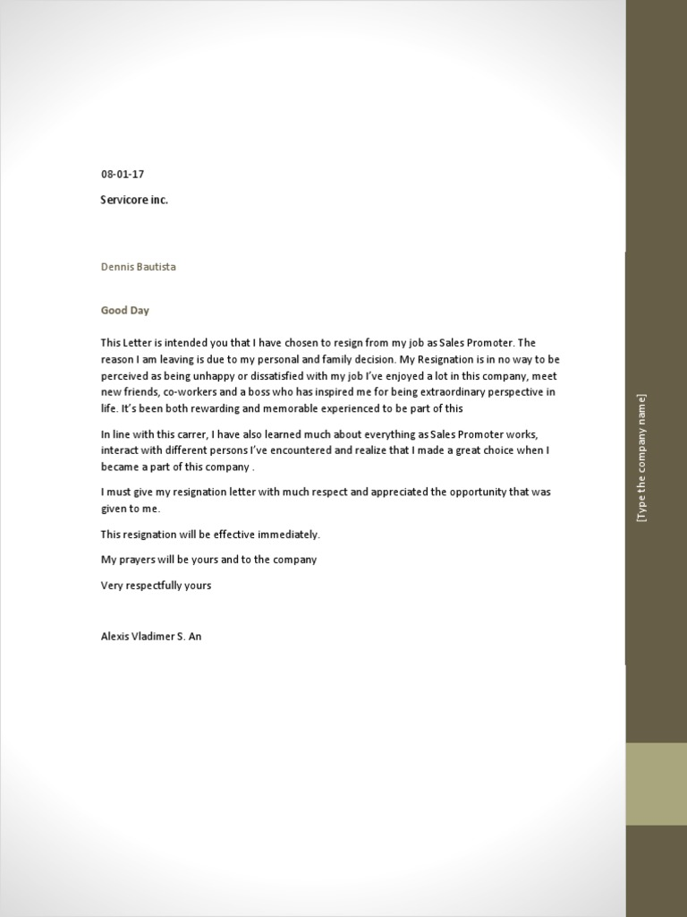 how to type letter of resignation%0A pen pal letter format formatting a resignation letter good resignation  letter resignation letter in it company