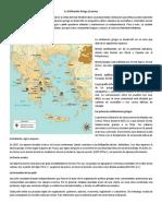 La Civilización Griega - 1 Parte