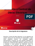 Adm. de Obras Electricas INACAP