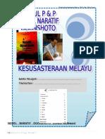 Modul Pembelajaran Novel Ogosnhoto.doc