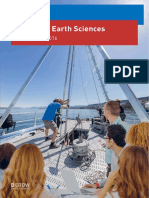 Msc Earth Sciences Study Guide