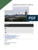 Une Raffinerie Norvégienne Veut Devenir Un Modèle de Captage Du CO2