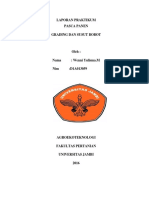 Laporan Praktikum Ke 2 ( Grading Dan Susut Bobot)