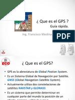 QUE ES UN GPS
