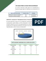 LA DOTACIÓN DE AGUA PARA LOCALES EDUCACIONALES.docx
