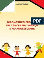 Diagnostico Precoce Crianca Adolescente 2011