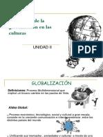 Cultura y Globalización
