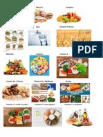 La NutricionAlimentocompletos
