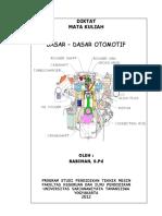 COVER Dasar Otomotif