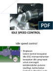 8. Idle Speed Control