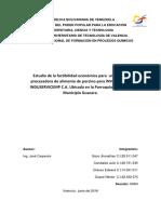 Impacto Economico Del Proyecto Edit 2