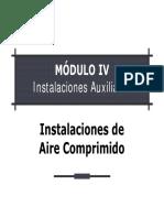 Instalaciones de Aire Comprimido