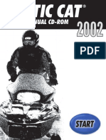 2002 Arctic Cat Mountain Cat 500 EFI SNOWMOBILE Service Repair Manual.pdf
