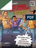 Reforma Trabalhista em Quadrinhos - MPT.pdf