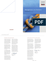 III. Further Publications - Management Von Fusionen (German)