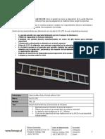 Ficha Técnica Escala 2 Secciones VWEB