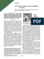 [93]. Adaptive Rule Based Fetal QRS Complex Detection Using Hilbert Transform