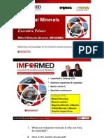 Industrial Minerals Basics