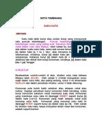 bbm 3202 - nota & tugasan