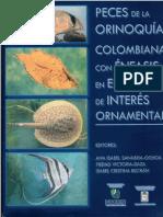 Libro Peces de La Orinoquía Con Enfasis en Especies de Interés Ornamental