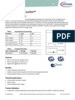 Infineon Idh20g65c6 Ds v02 00 En