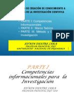 Competencias Informacionales y Metodologia de Inves. (2)