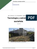 Heideman, Paul. Tecnología y Estrategia Socialista