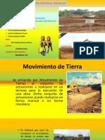 Movimiento de Tierras[1]